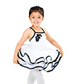 Elegance Child Camisole Dress - Style No TH1021C