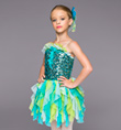 """Under the Sea"" Child Camisole Dress - Style No TH1029C"