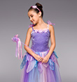 """Pixie Dust"" Girls Romantic Tutu Dress - Style No TH1042C"