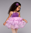 """Delightful"" Girls Tutu Dress - Style No TH1047C"