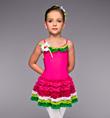 """Berry Berry Sweet"" Girls Tutu Dress - Style No TH1059C"