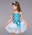 """Starlet"" Girls Tutu Dress - Style No TH2026C"