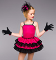 """Girls Just Wanna Have Fun"" Girls Tutu Dress - Style No TH2028C"