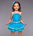 """Little Darlin"" Girls Tutu Dress - Style No TH2029C"