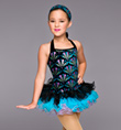 """Deco"" Girls Tutu Dress - Style No TH2033C"