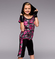 """Super Bass"" Costume Set - Style No TH2035C"