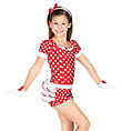 Cutie Pie Child Costume Set - Style No TH3007C