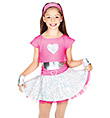 Peanut Butter, Jelly Time Child Costume Set - Style No TH3008C
