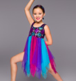 """Esmeralda"" Child Lyrical Dress - Style No TH4006C"