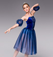 Twilight Adult Romantic Tutu Dress - Style No TH4007