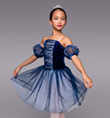 """Twilight"" Child Romantic Tutu Dress - Style No TH4007C"