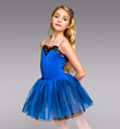 """Masquerade"" Girls Tutu Dress - Style No TH4012C"