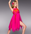 """I Was Here"" Adult Lyrical Dress - Style No TH4032"