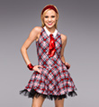 """School Daze"" Adult Tank Dress - Style No TH5010"