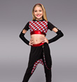 """""""Troublemaker"""" Girls Costume Set - Style No TH5030C"""