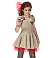 """Zombie Jamboree"" Girls Costume Set - Style No TH5038C"