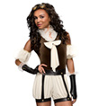 """Steampunk"" Adult Costume Set - Style No TH5053"