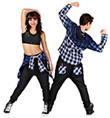 """""""Hard Knock Life"""" Adult Unisex Costume Set - Style No TH5054"""