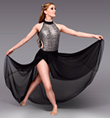 """""""Skyfall"""" Adult Dress - Style No TH5057"""