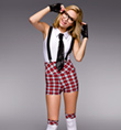 """Goody Two-Shoes"" Adult Costume Set - Style No TH6004"