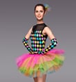 """""""Harlequin"""" Adult Costume Set - Style No TH6009"""
