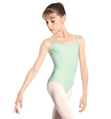 """Opaline"" Child V-Back Camisole Leotard - Style No WM115C"