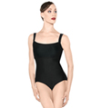 "Adult ""Tamara"" Ribbed Bodice Tank Leotard - Style No WM135"