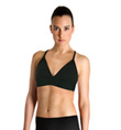 """Studio Active"" Triangle Bikini Crop Top - Style No ZCO1002"