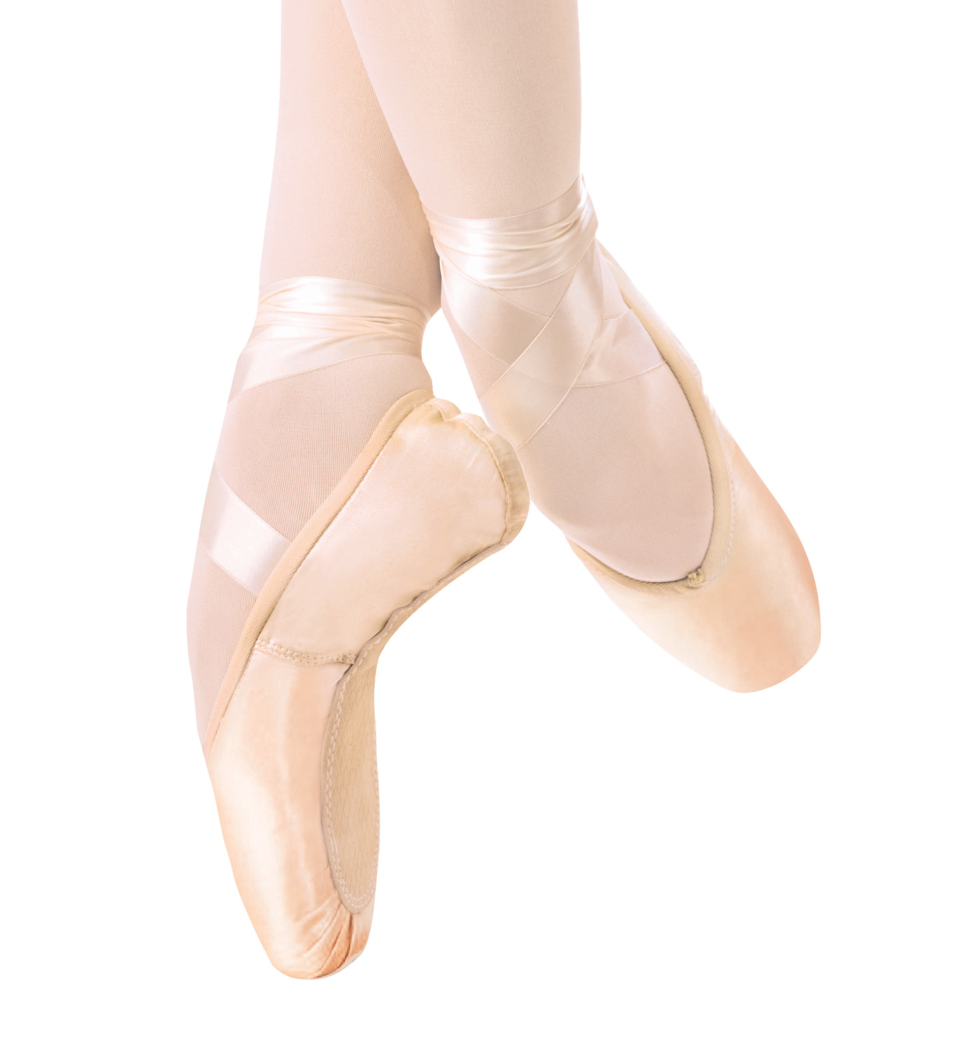 Soft White Dance Shoes