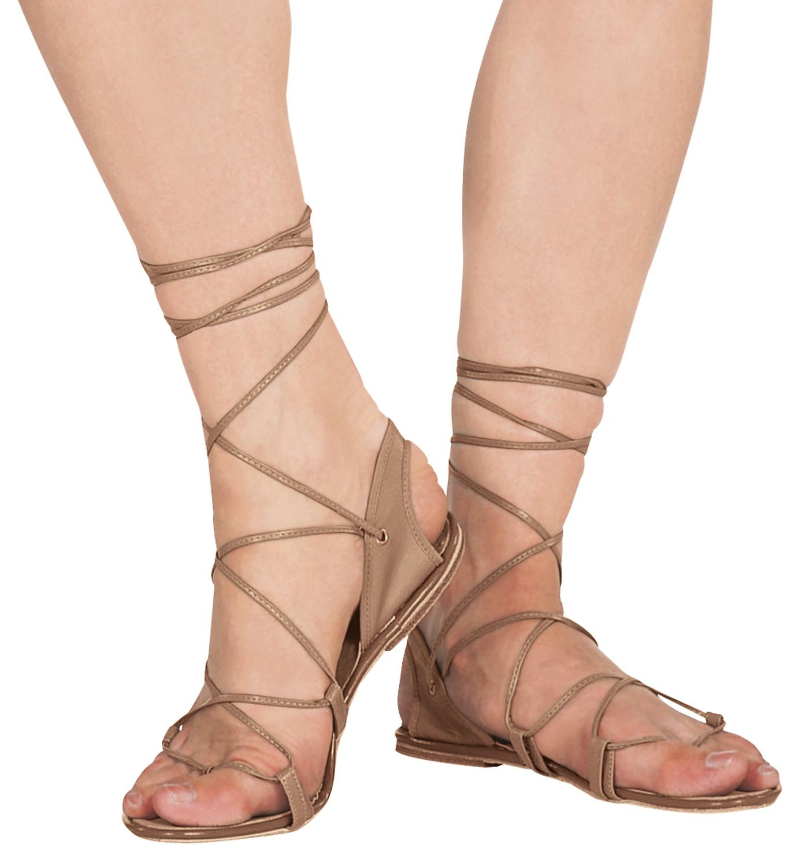 Dance Shoes Thong Heel