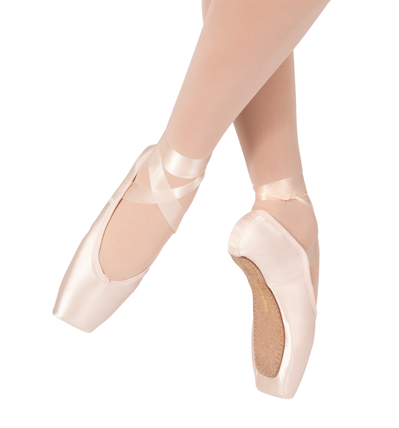 Pink Pointe Shoes | www.imgkid.com - The Image Kid Has It!