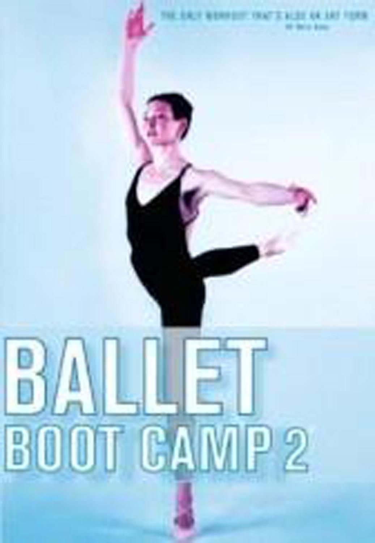 ballet boot camp 2 dvd style number bbc02dvd. Black Bedroom Furniture Sets. Home Design Ideas
