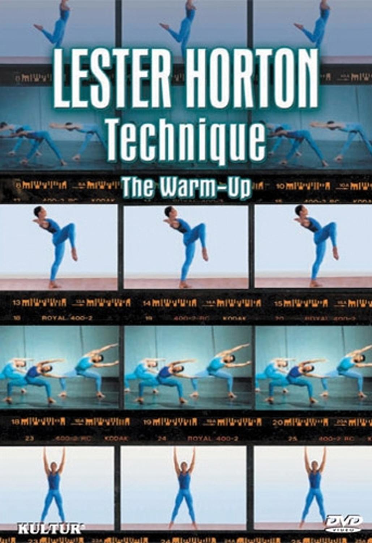 Lester horton technique dvd