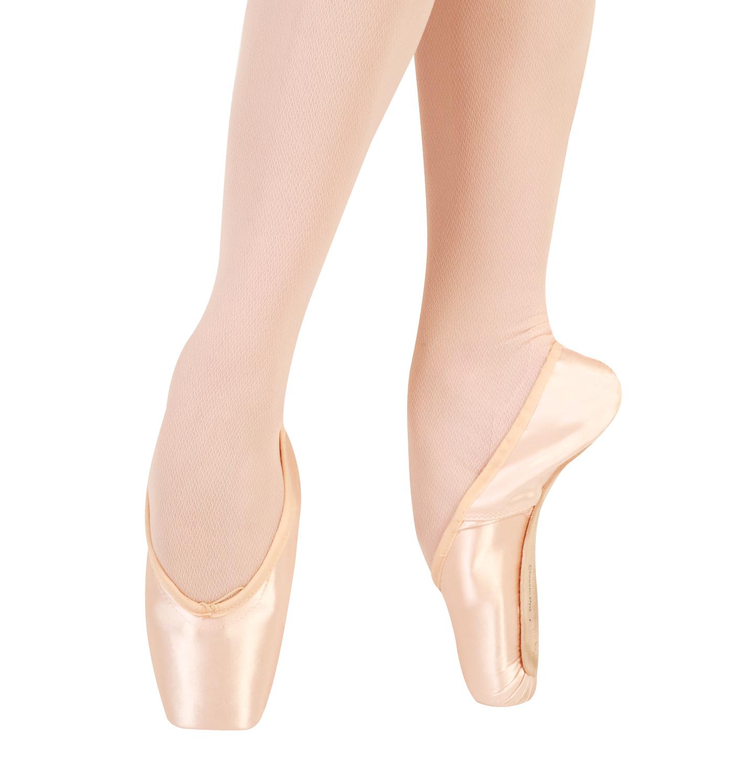 how to fix new elastic in ballet shoe