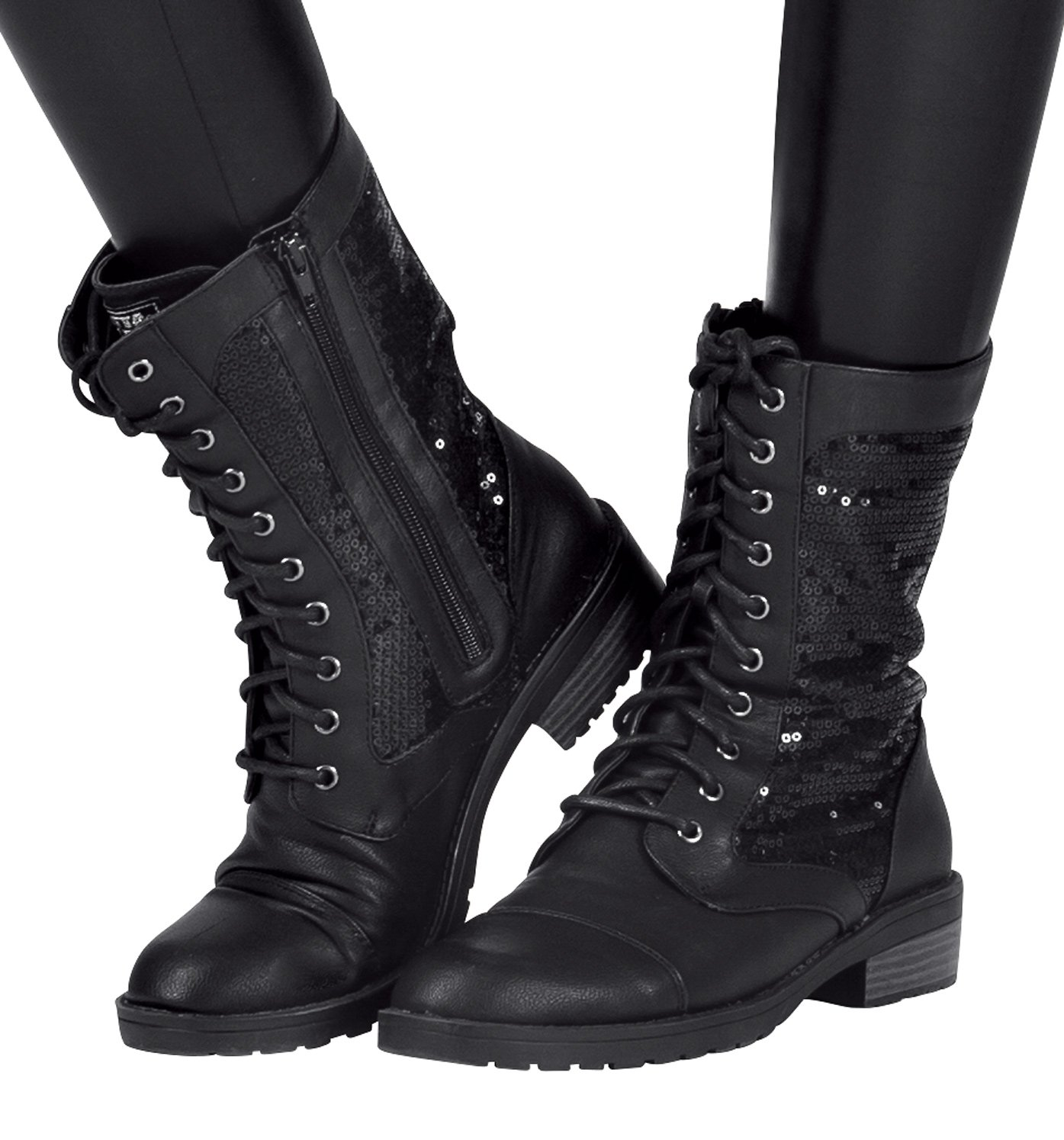 Combat Boot Shoes Discountdance Com