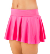 Child Skirt with Roll Down Waist