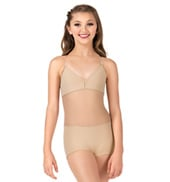 Girls Camisole Shorty Unitard Undergarment