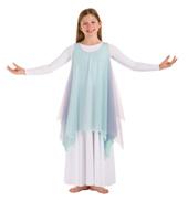 Girls Worship Reversible Tank Pullover