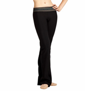 Adult Tribalesque Fold Down Jazz Pant