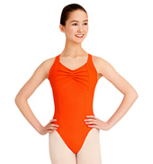 Adult Wide X-Strap Tank Leotard