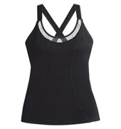 Adult Dance Active Contour Workout Tank Top