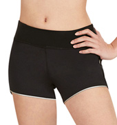 Adult Dance Active Shorts