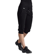 Adult Dance Active Studio Crop Pants