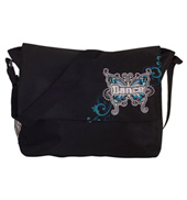 Flutterby Dance Messenger Bag