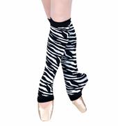 Zebra Legwarmers