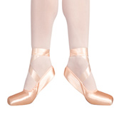 Broad Demipointe Shoe