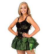 Adult Tank Sequin Tutu Dress