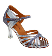"Stephanie Ladies Latin/Rhythm 2.5"" Ballroom Shoe"