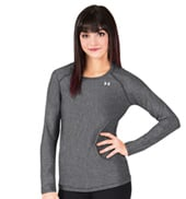 Adult HeatGear Long Sleeve Fitness Top