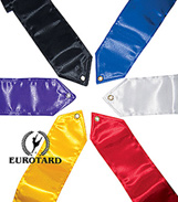 Satin Streamers (2W x 12L)